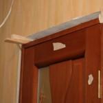 Особенности монтажа межкомнатных дверей