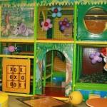 Детская комната с любимыми персонажами