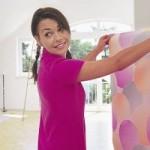 Обновляем покрытие стен при помощи пленки