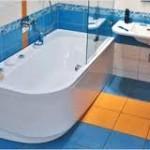 Поэтапный ремонт в ванной комнате