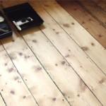 Ремонт деревянного пола в доме