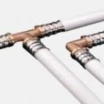 Монтаж водопровода из металлополимерных труб