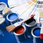 Виды красок и области их применения