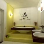 Новый ремонт в ванной комнате