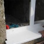 Монтаж пластиковых откосов на окна
