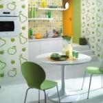 Какими материалами отделывать кухню
