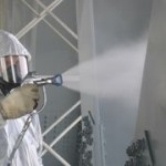 Работа с огнезащитными красками