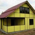 Быстрые способы возведения домов