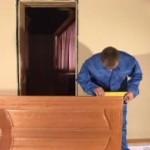 Грамотный монтаж двери своими руками