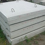 Строительство дома из бетонных плит