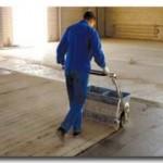 Вакуумирование и усадка бетонного пола
