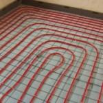 Технологии строительства: теплый пол