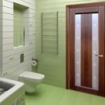 Как выбрать двери в ванную