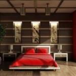 Дизайн освещения  в разных помещениях