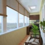 Как правильно остеклить балкон?