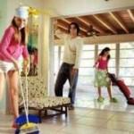 Как убирать помещение после ремонта