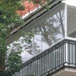 Что такое безрамное остекление балконов