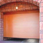 Рулонные ворота: процесс установки