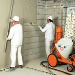 Подготовка поверхности к нанесению объемной штукатурки