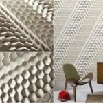 Чешуйчатая обшивка поверхностей стен