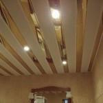 Реечные панели в современном интерьере