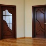 Как подготовить дверь к покраске