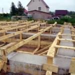 Роль опалубки в строительстве