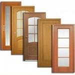 Ламинированные двери  практичные и красивые, занимают на рынке лидирующие позиции