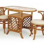 Ротанговая мебель для дома и дачи