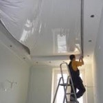 Установка и ремонт натяжных потолков