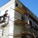 Капитальный ремонт сооружений