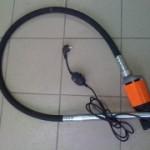 Виды глубинных вибраторов для бетона и советы по применению