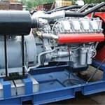 Принцип действия дизель-генератора