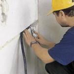 Монтаж электропроводки в новом доме
