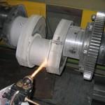 Металлические поверхности: технология гуммирования