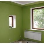 Как убрать остатки бустилата со стен?