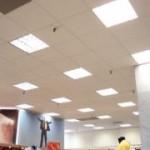 Кассетные потолки — удобно, эстетично, гигиенично