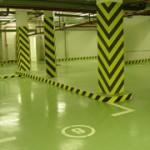 Ремонт пола в складских помещениях