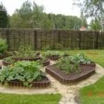 Интересные идеи для оформления заборов, заборы в Ярославле