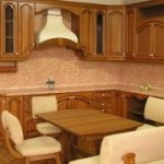 Ремонт кухни и создание стиля «ретро»