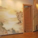 Советы по выполнению росписи стен