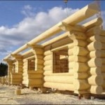 Из какого дерева строить баню?