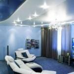 Выгодное и надежное решение для потолка