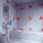 Как сделать низко бюджетный ремонт ванной комнаты?