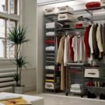 Заказ гардеробных комнат разной модификации по доступным ценам