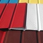 Строительные материалы: металлосайдинг