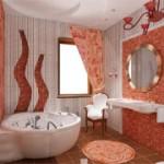 Элементы, создающие дизайн ванной комнаты