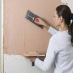 Стартовая и финишная шпатлевка стен