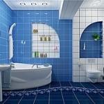 Как выполняется ремонт в ванной комнате?