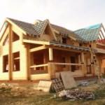 Важные моменты в строительстве домов из дерева